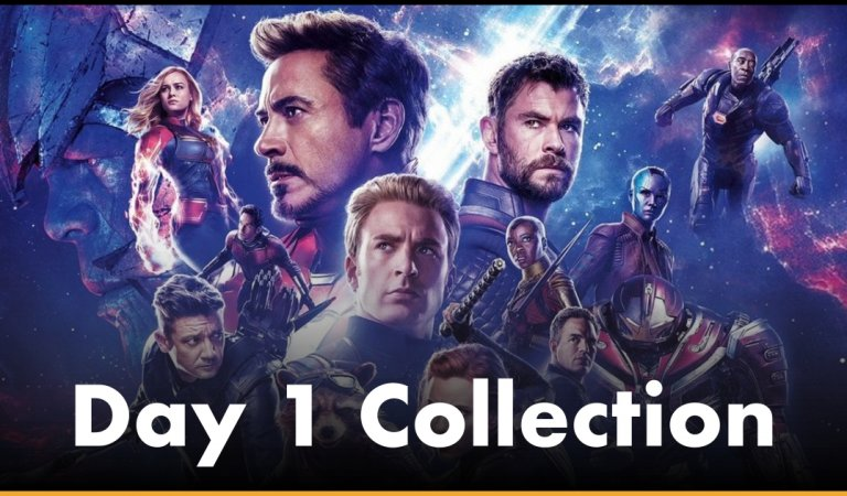 Avengers: Endgame Day 1 Collection, Movie Breaks Records Overseas