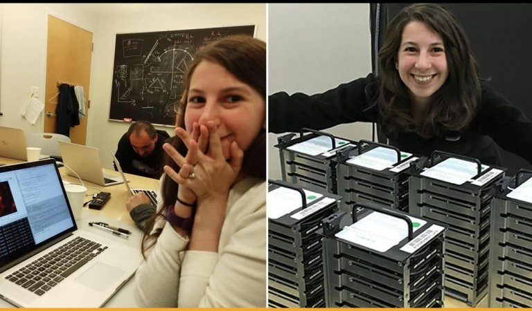 Introducing Katie Bouman, The Scientist Behind The First Black Hole Image