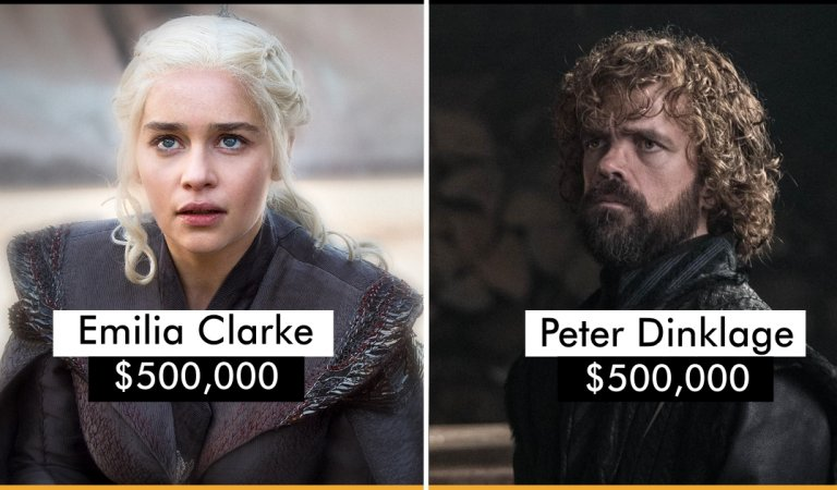 Here's How Much The Cast Of Game Of Thrones Is Earning Per Episode