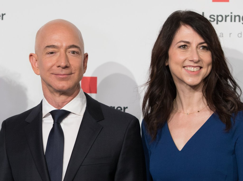 MacKenzie Bezos Will Become The World's Fourth Richest Woman After Divorce Settlement