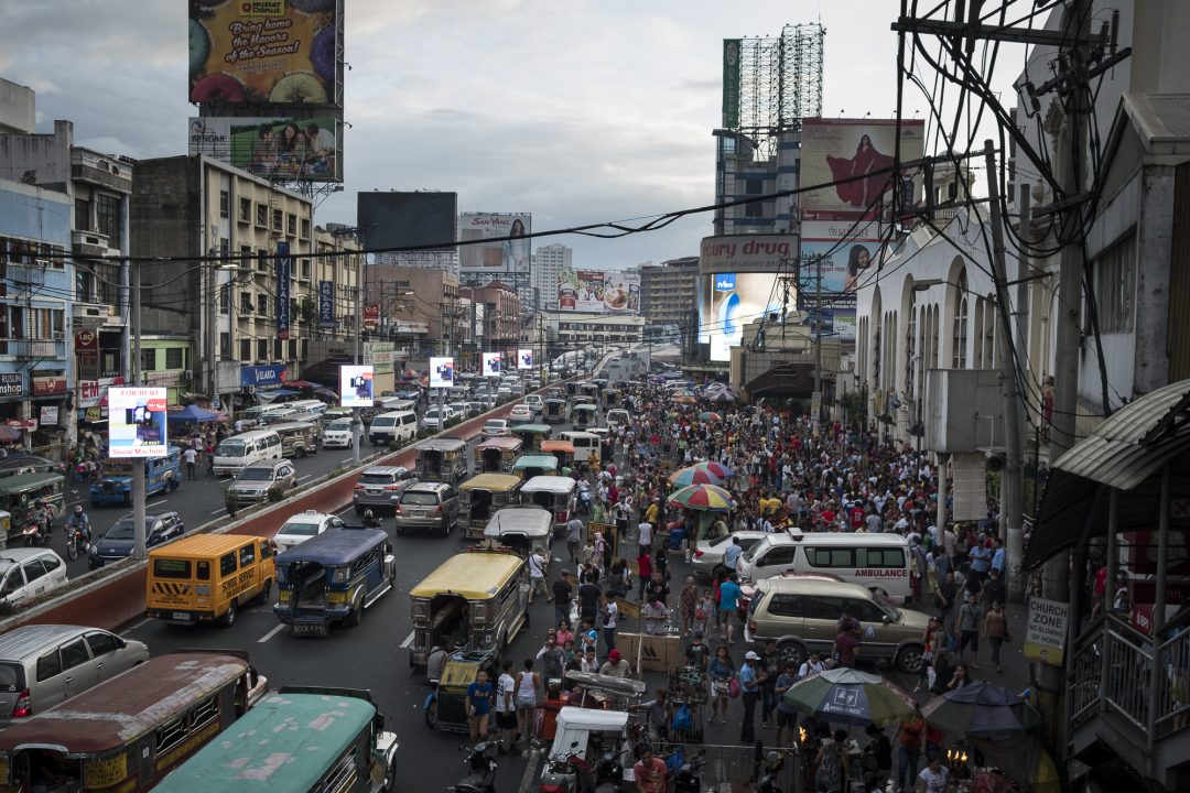 Videos That Serve As A Witness Of The Earthquake Happened In Central Manila, Philippines