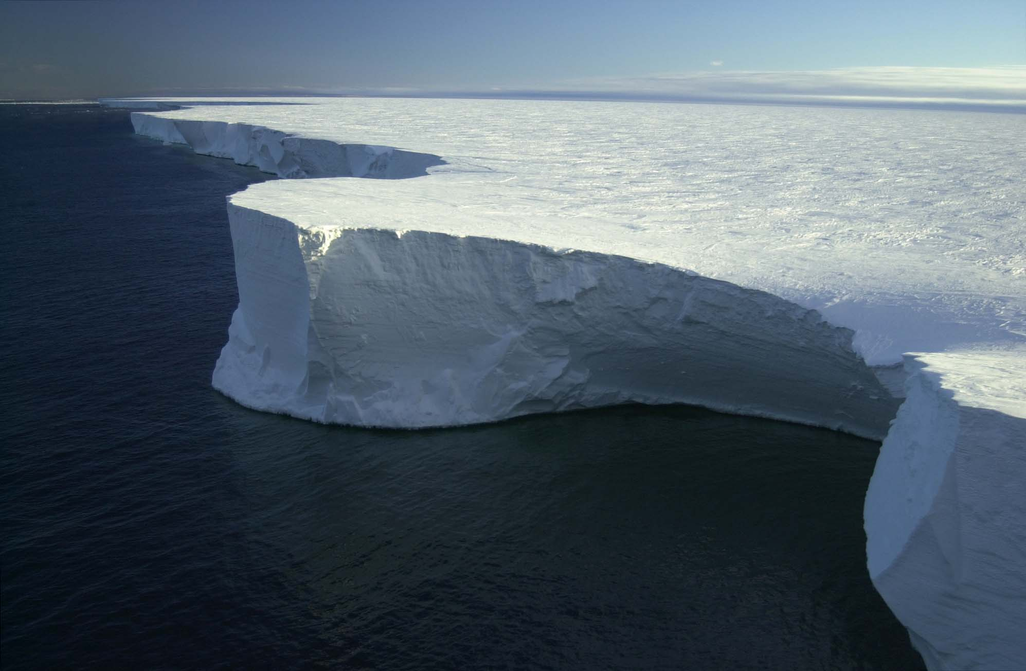 World's largest Ice Shelf Is Melting 10 Times Faster