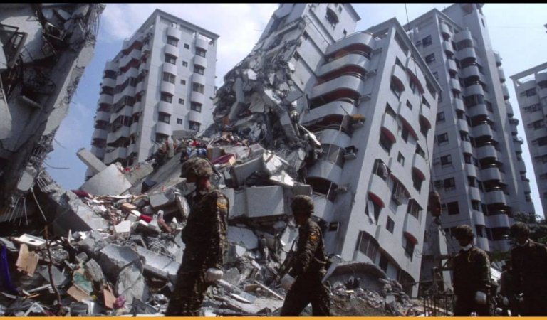 What To Do If You Are Stuck In Tall Building During Earthquake? Here's The Answer