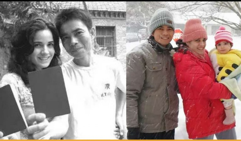 An American Teacher And A Chinese Farmer Proving How Love Has No Language Barrier