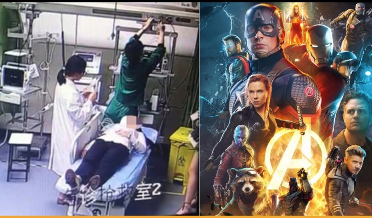 Woman Was Rushed To Hospital As She Cried Uncontrollably After Watching Avengers: Endgame