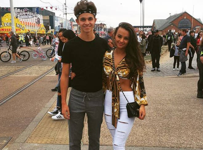 Emmerdale Actor Joe-Warren Shares Photos Of His Relationship With His 22 Year Old Girlfriend