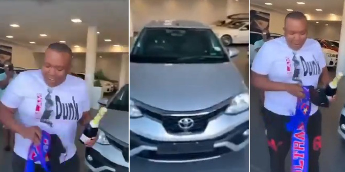 These Guys Bought Their Friend A Car Cause They Were Tired Of Picking Him Up