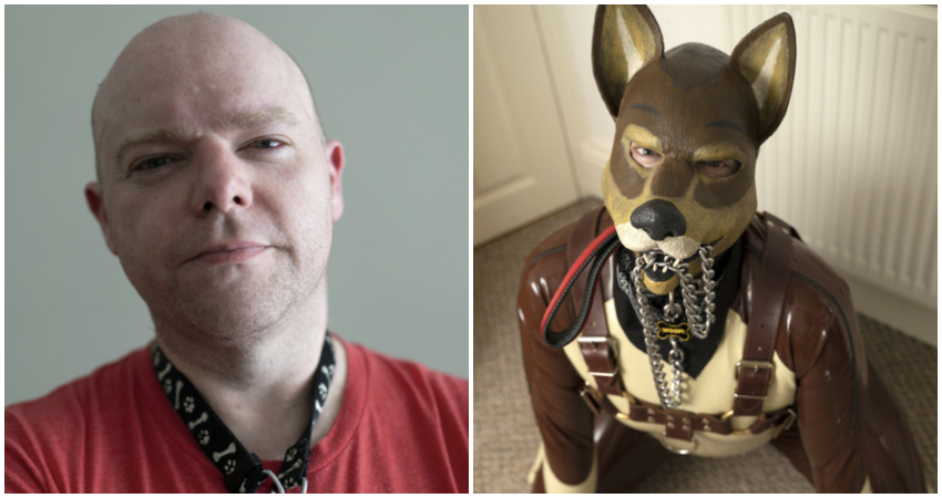 Meet A 37 Year Old Human Pup Who Likes To Eat, Bark And Live Like A Dog