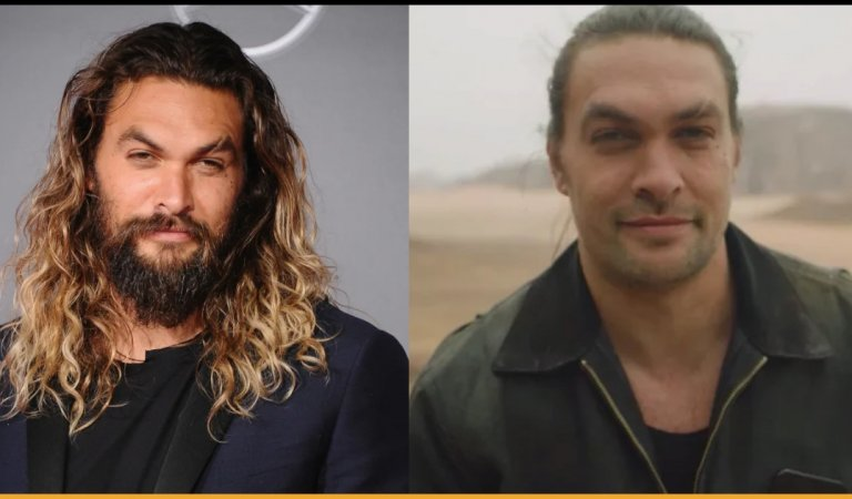 Aquaman AKA Jason Momoa Shaved Off His Beard After 6 Years For This Cause