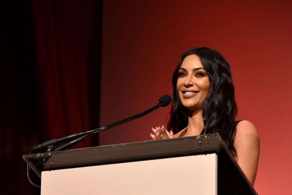 Reality Show Star Kim Kardashian Is Studying For The Bar Exam To Become A Lawyer