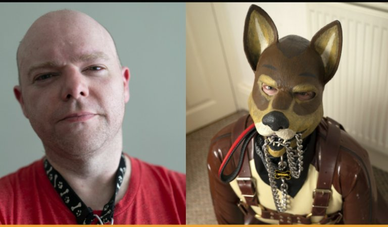 Man Believes He Is A Dog Trapped Inside A Human's Body And Calls Himself A 'Human Pup'