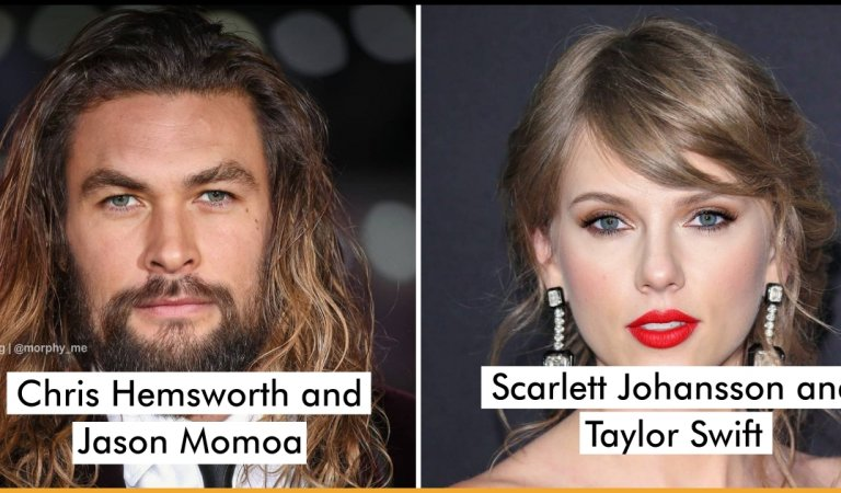 Student Morphs Famous Celebrity Faces Together And The Results Are Amazing