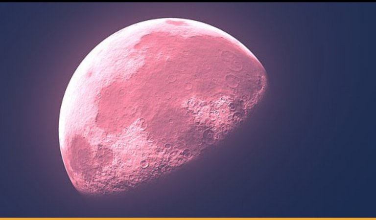Stargazers Will Experience The Beauty Of Full Pink Moon On Good Friday