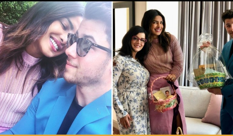 Priyanka Chopra and Nick Jonas Shared Lovely Pictures While Wishing Everyone A Happy Easter