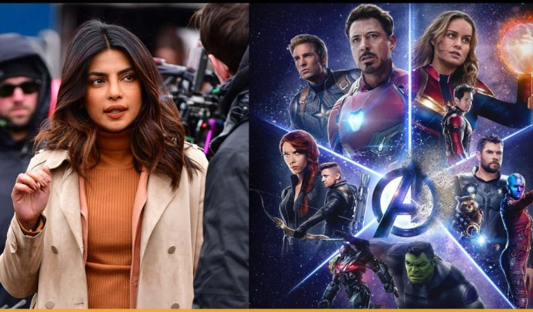 Priyanka Chopra Is Going To Be A Part Of Something Big, Confirms The Avengers Director