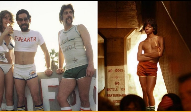 Images From 1970s Of Men Wearing Shorts Will Make You Cringe