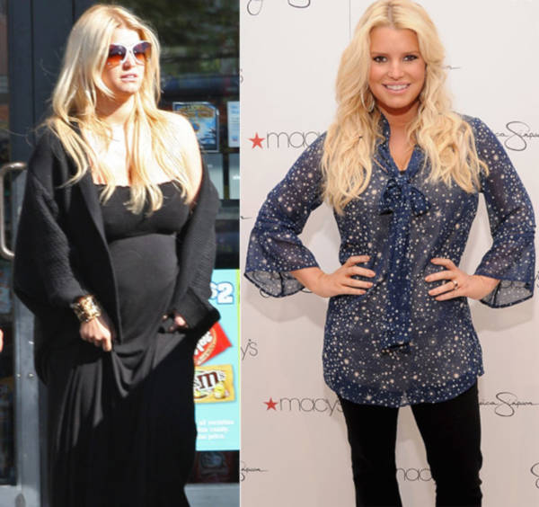 Inspiring celebrity weight loss stories