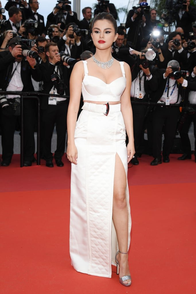 Selena Gomez at the Film Screening of The Dead Don't Lie at Cannes Film Festival