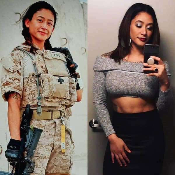 Gorgeous Women in Uniform