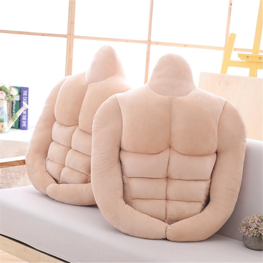 Buy Muscular BF Pillow With Six-Pack Abs & Enjoy Cuddles Whenever You Want