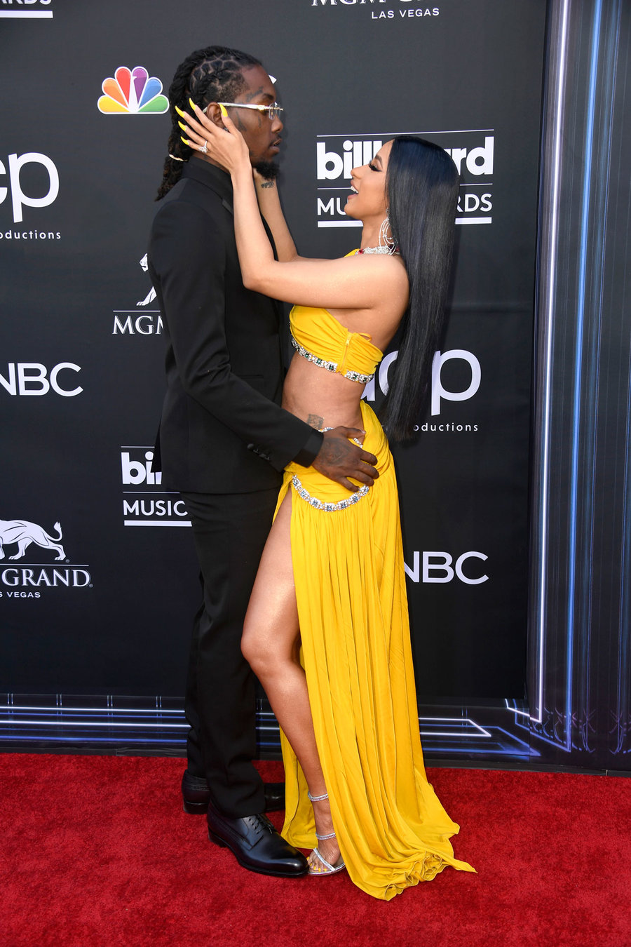 Celebrities Who Slayed The Red Carpet At The Billboard Music Awards 2019