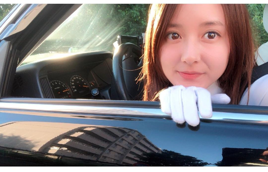 Meet This Hottest Female Taxi Driver From Japan Ikuta Kana