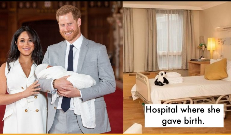 Have A Look Inside The Luxurious Portland Hospital Where Meghan Markle Gave Birth