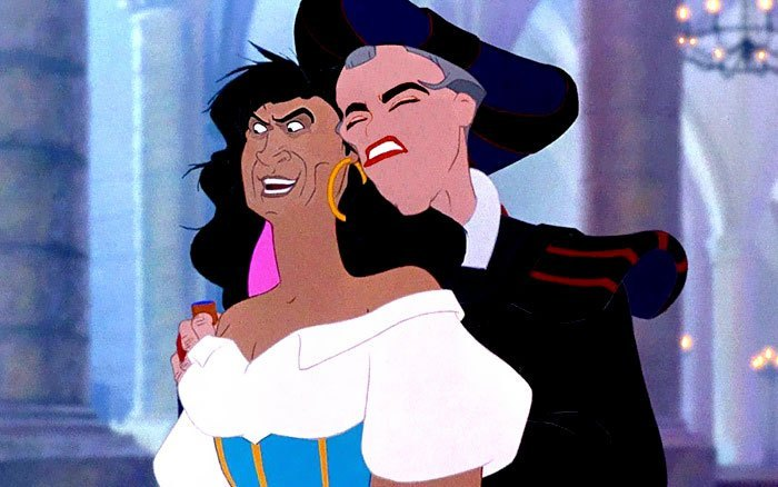 Hilarious Disney Face Swaps That Will Make You ROFL