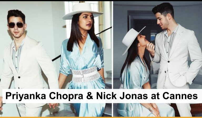 Priyanka Chopra And Nick Jonas Arrived As A Power Couple At Cannes 2019