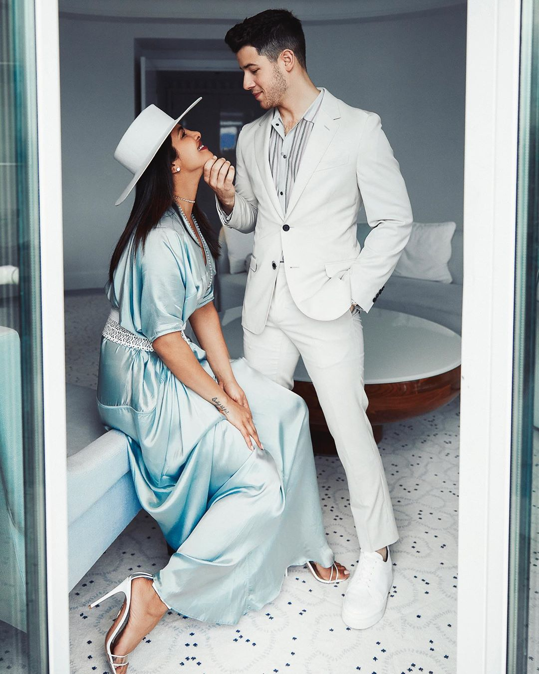 Priyanka Chopra And Nick Jonas Arrived As A Power Couple At Cannes 2019