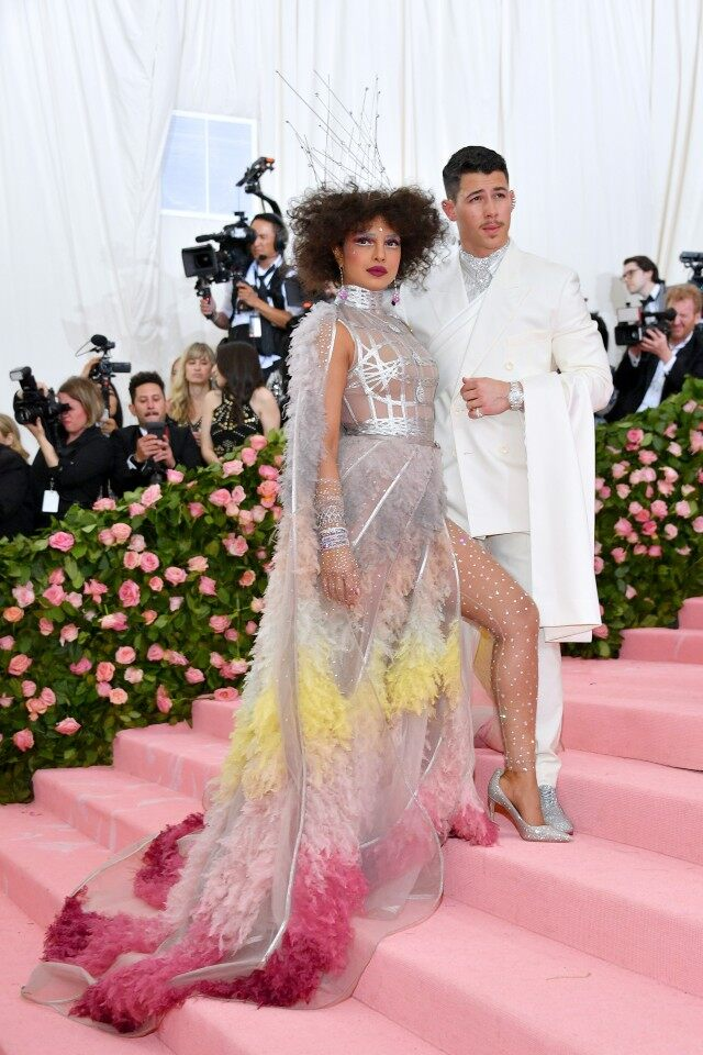 Priyanka Chopra's Epic Look At The Met Gala 2019 Inspired So Many Hilarious Memes