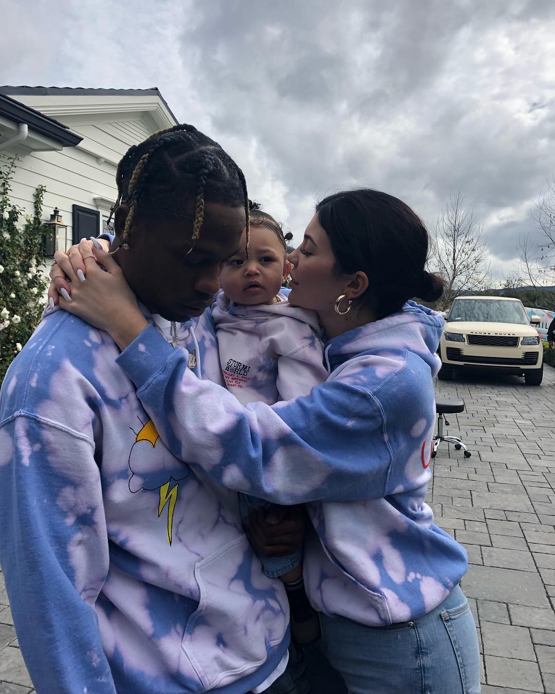 Kylie Jenner Gifted Travis Scott A Lamborghini For Birthday And Called Him 'Hubby' In Latest Post