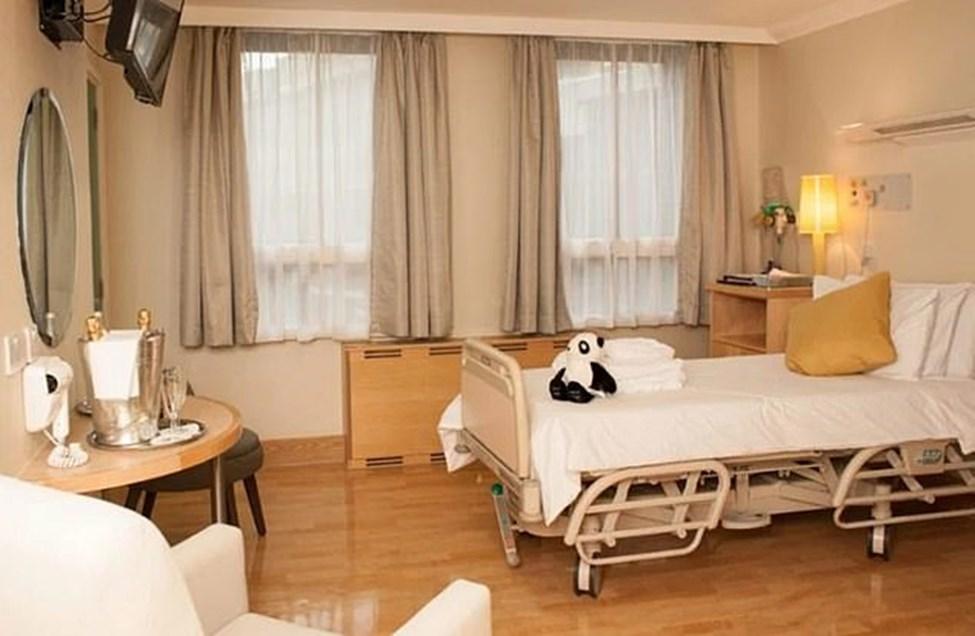 Have A Look Inside The Luxurious Portland Hospital Where Meghan Markle Gave Birth