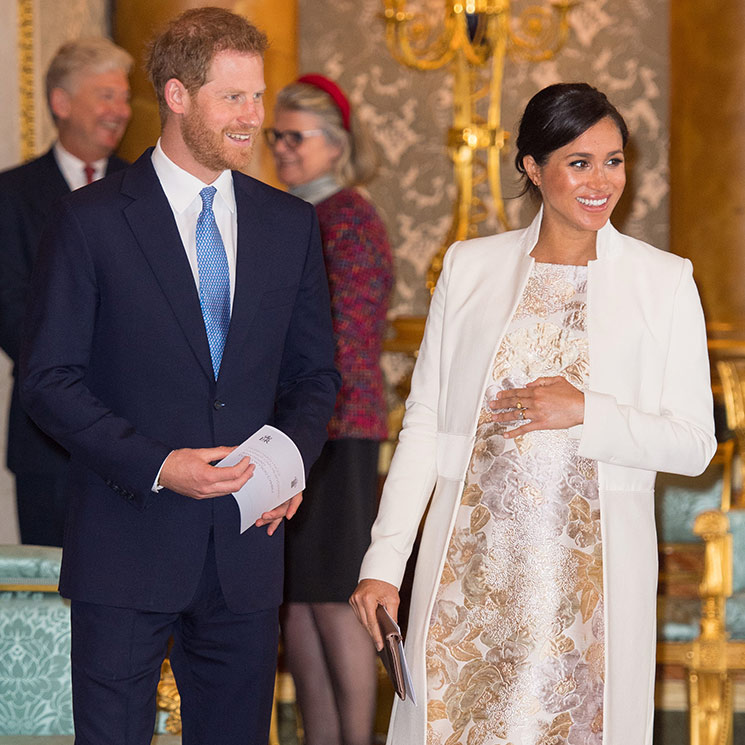 Prince Harry and Meghan Markle Welcomed Their Baby Boy Into The Royal Family