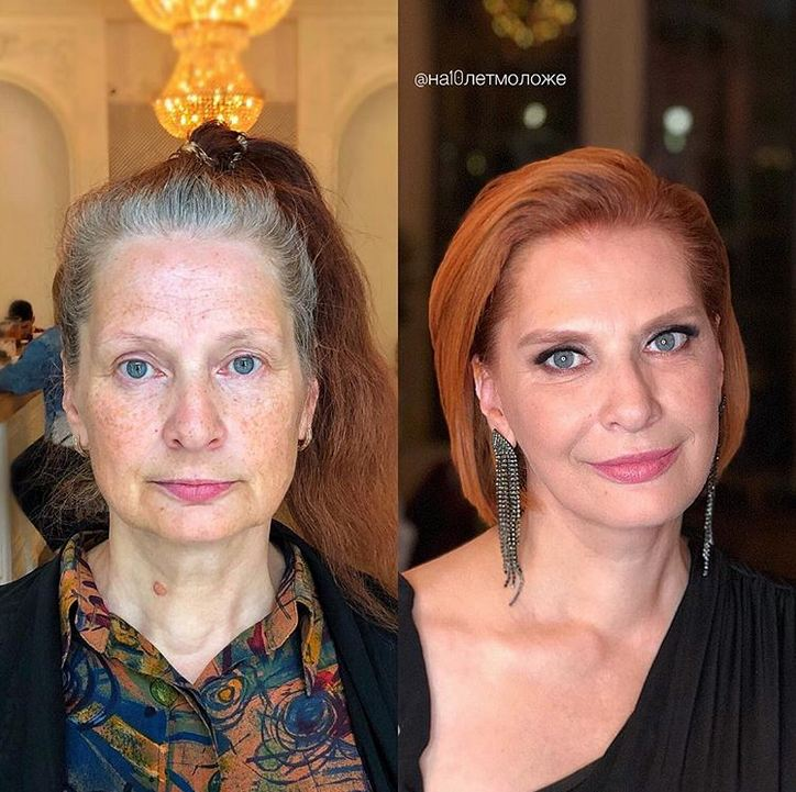 Unbelievable Makeover Of 20 Ordinary Women To Real World Queens