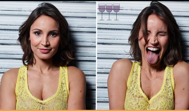 Photographer Captures People's Behavior After Having 1st, 2nd And 3rd Glass Of Wine