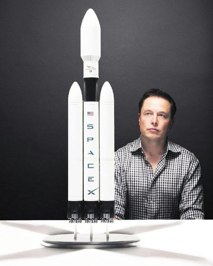 Elon Musk Is Going To Give Free WIFI To The World