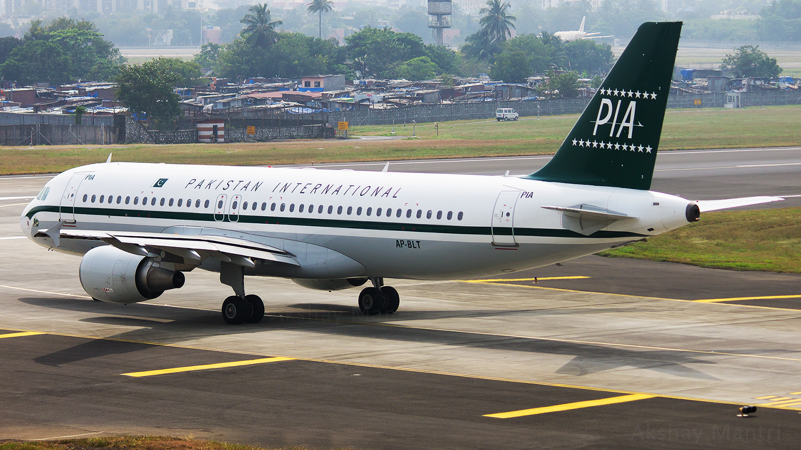 Pakistan International Airlines Flight Delayed For 7 Hours Because A Woman Opened The Emergency Exit Thinking It To Be The Toilet Door