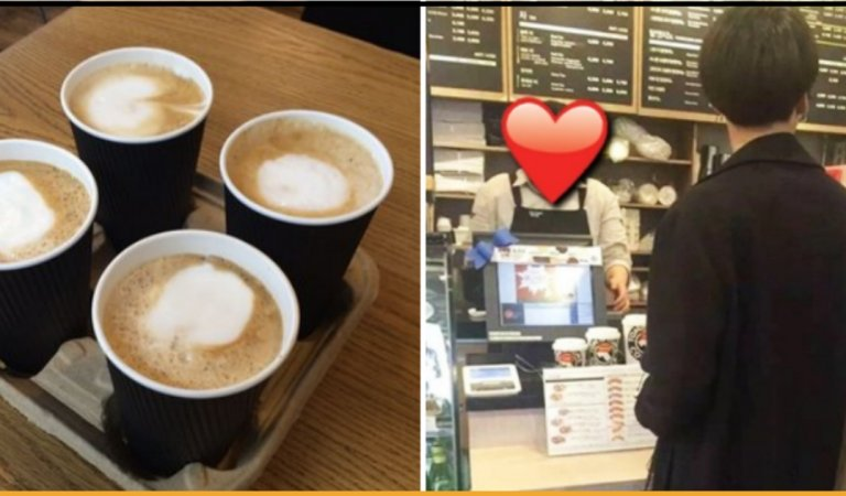 Guy Ordered Coffee Daily For Two Years To Meet A Girl He Loved From Staff, Gets Diabetes