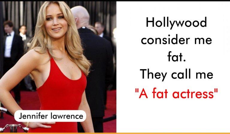 Celebrities Who Were Pressured To Lose Weight But Didn't Listen And Still Got Success