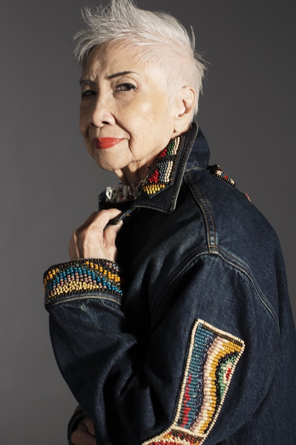 This 96-Year-Old Grandma Is The Oldest Model In Asia Known For Her Stunning Sense Of Style