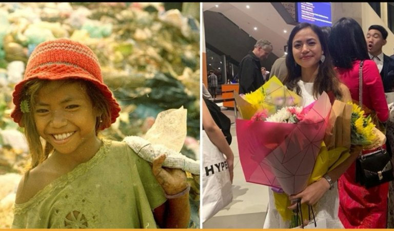 This Girl Who Lived In A Garbage Dump Got A Scholarship At University In Australia