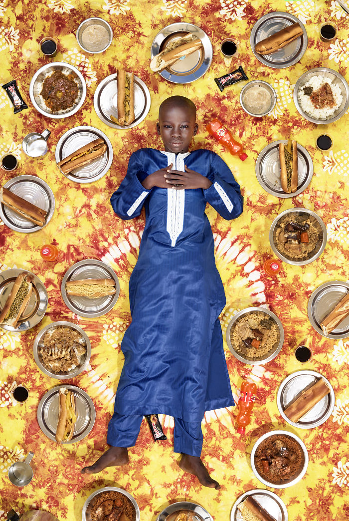 Photographer Clicks Pictures Of Food Eaten By Kids Around The World In One Week