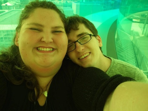 Thin Man Who Married A Plus-size Woman Talk About Their Relationship And It Will Leave You Inspired