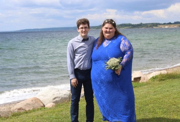 Man Who Married A Plus-size Woman Talk About Their Relationship And It Will Leave You Inspired