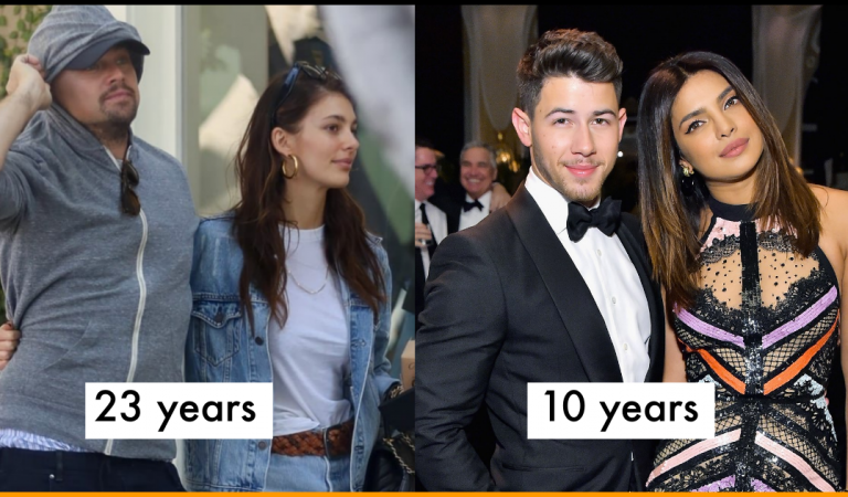 The Age Difference Of These Famous Hollywood Couples Show What Love Is