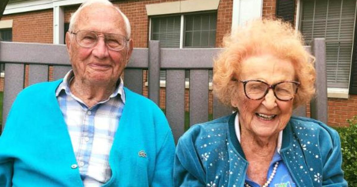 The Couple Madly In Love Tie The Knot After Crossing Age of 100