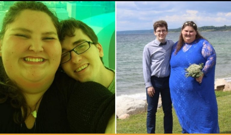 Thin Man Who Married A Plus-size Woman Talk About Their Relationship That Will Leave You Inspired