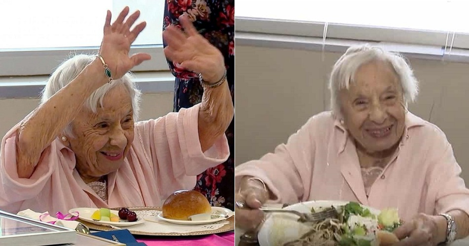 Woman Says The Secret Of Her Long Life Is Not Getting Married
