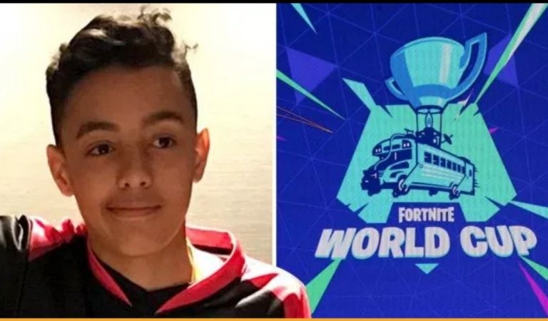 15-Year-Old Boy Won $2.25 Million In The Fortnite World Cup